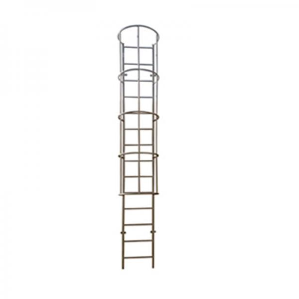 STAINLESS LADDER FOR WATER TANKS